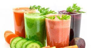 Vegetable Juicer Recipes